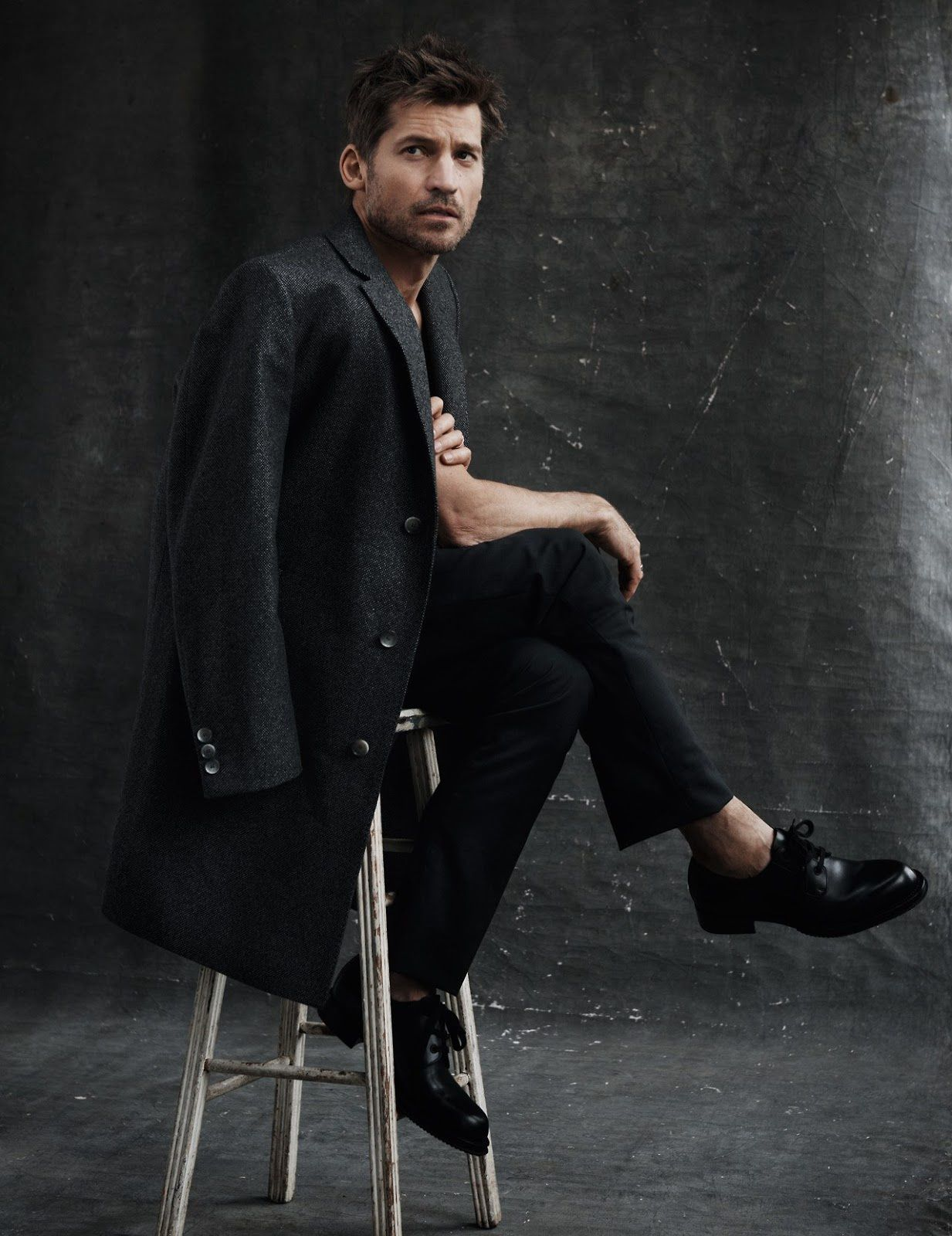 Nikolaj Coster-Waldau par Johan Sandberg