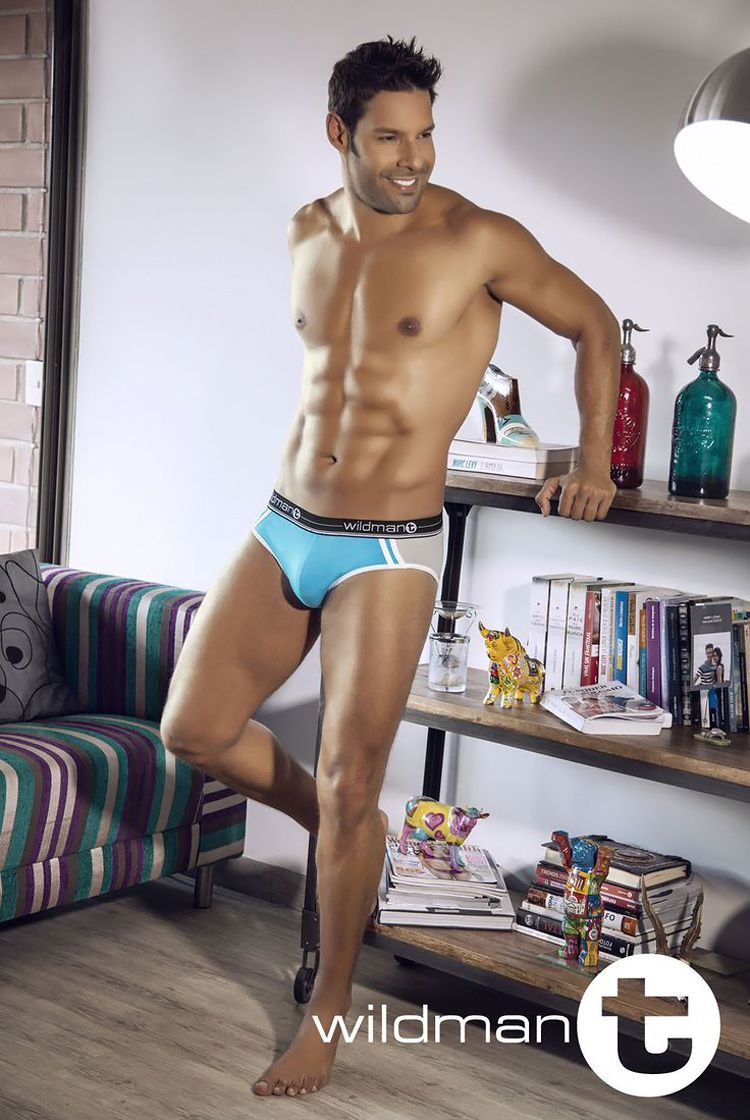 Wildmant Underwear + Swimwear