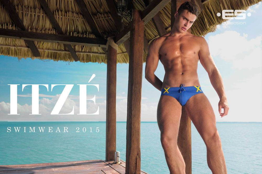ES Collection : ITZÉ 2015 Swimwear Collection