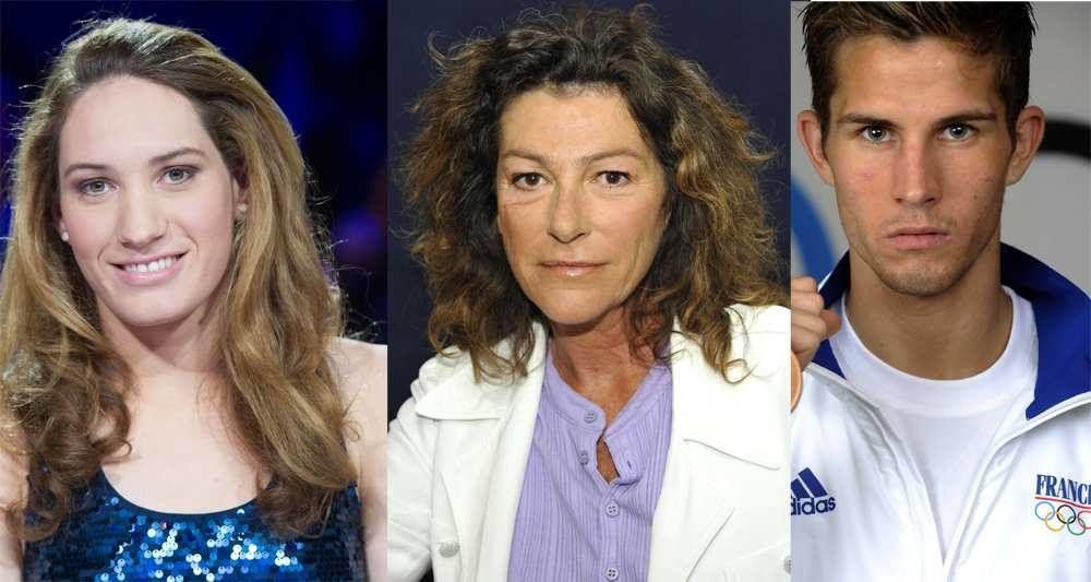 Florence Arthaud , Camille Muffat , Alexis Vastine : stupeur et horreur