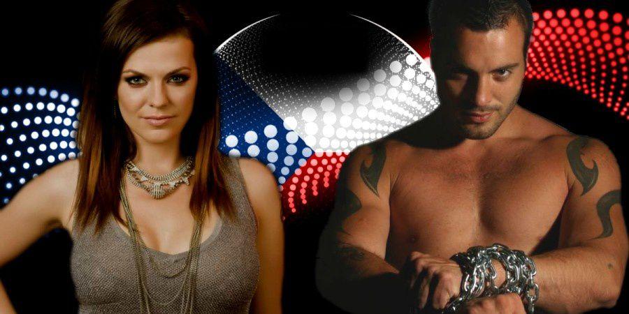 Eurovision 2015 : République Tchèque - Marta Jandová and Václav Noid Bárta
