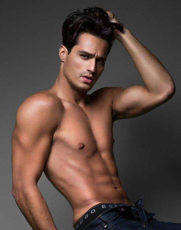 Beautiful man : Patrick Rukai...