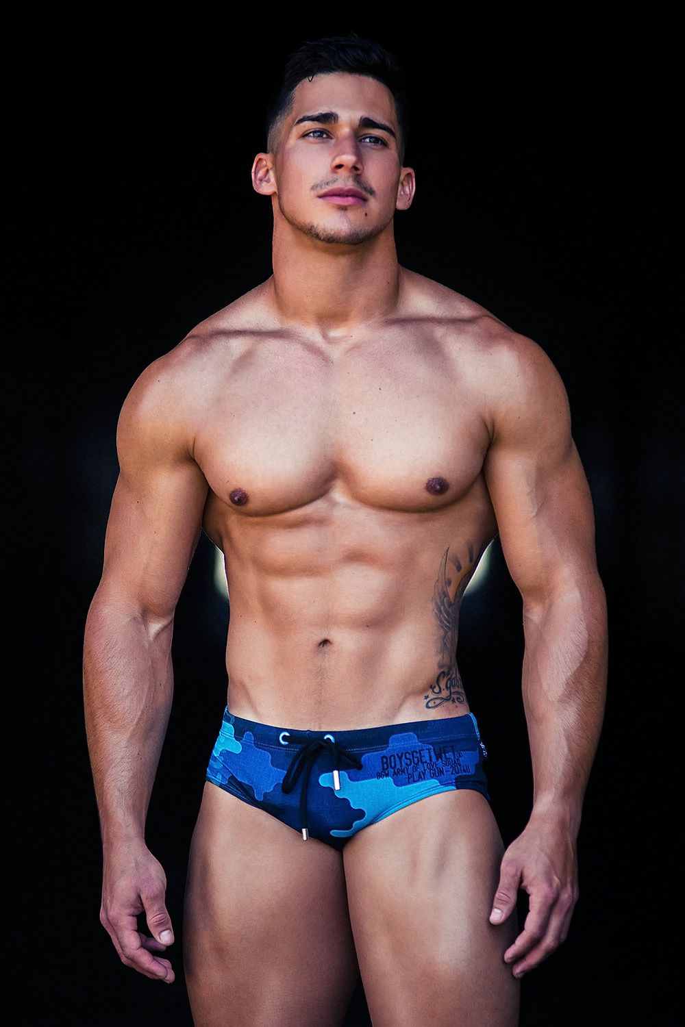 Boys Get Wet Swimwear