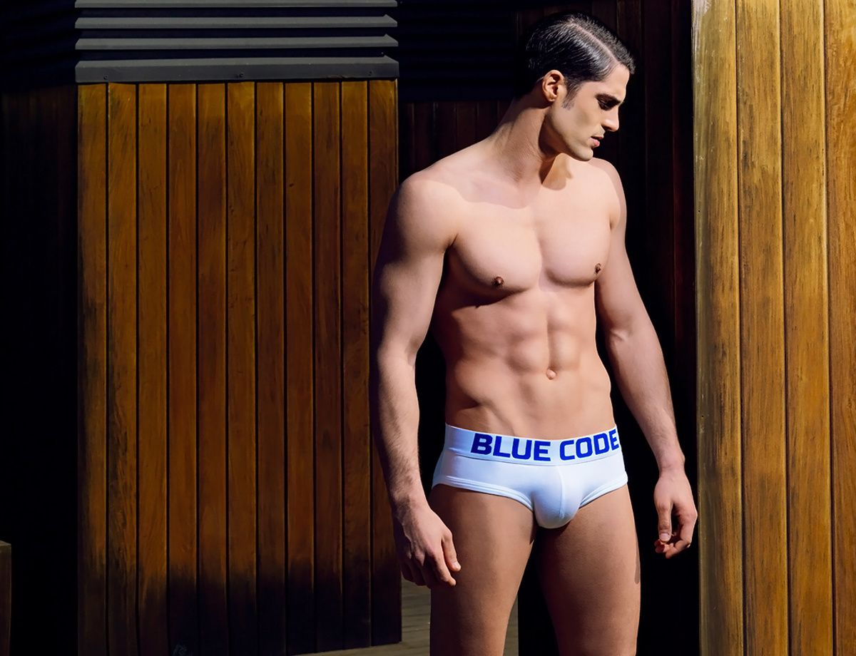 BLUE CODE from SPAIN