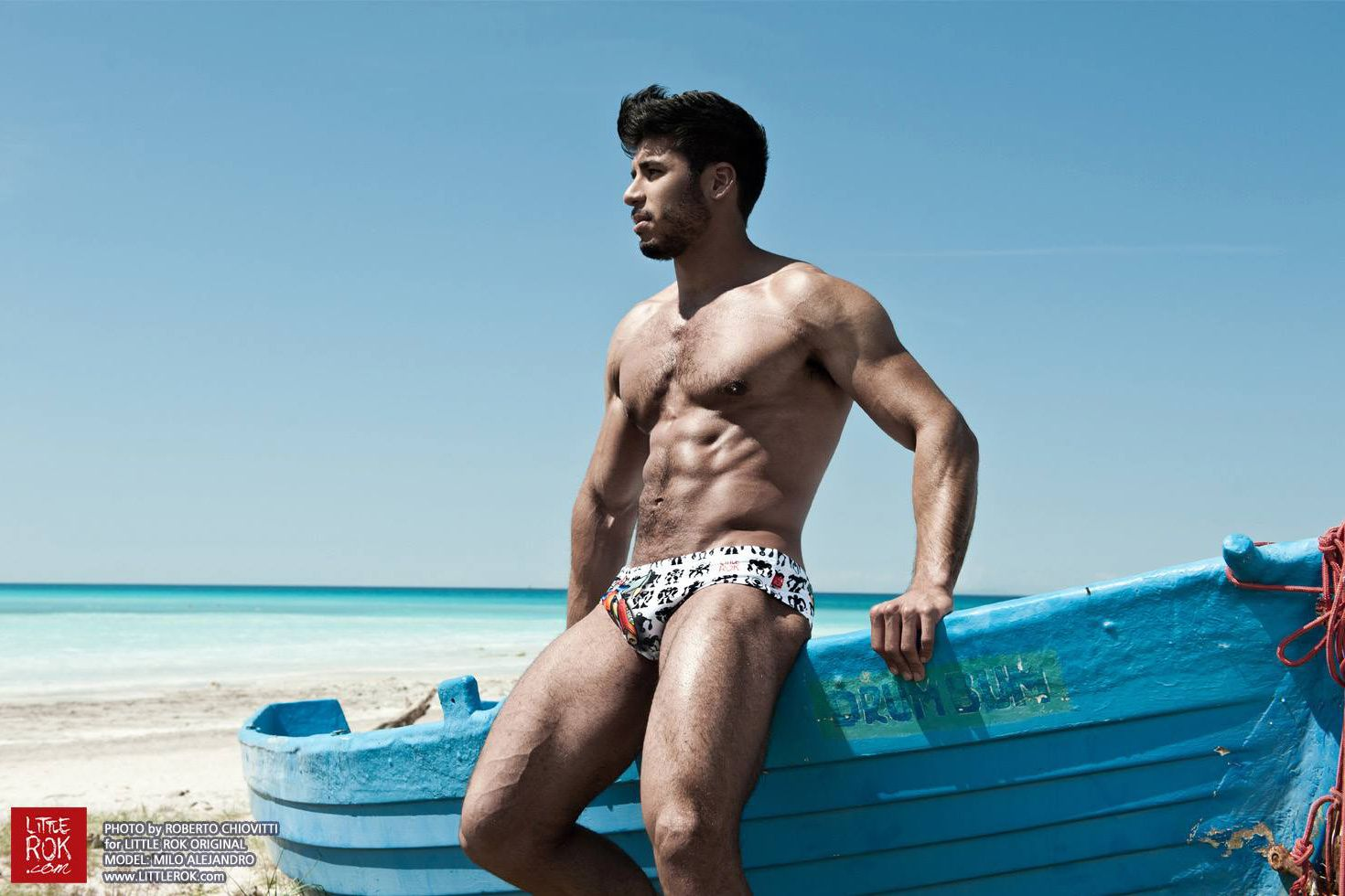Little Rok : Swimwear collection 2015