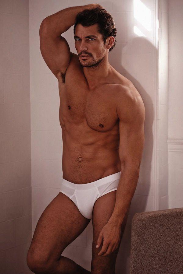 David Gandy in Underwear