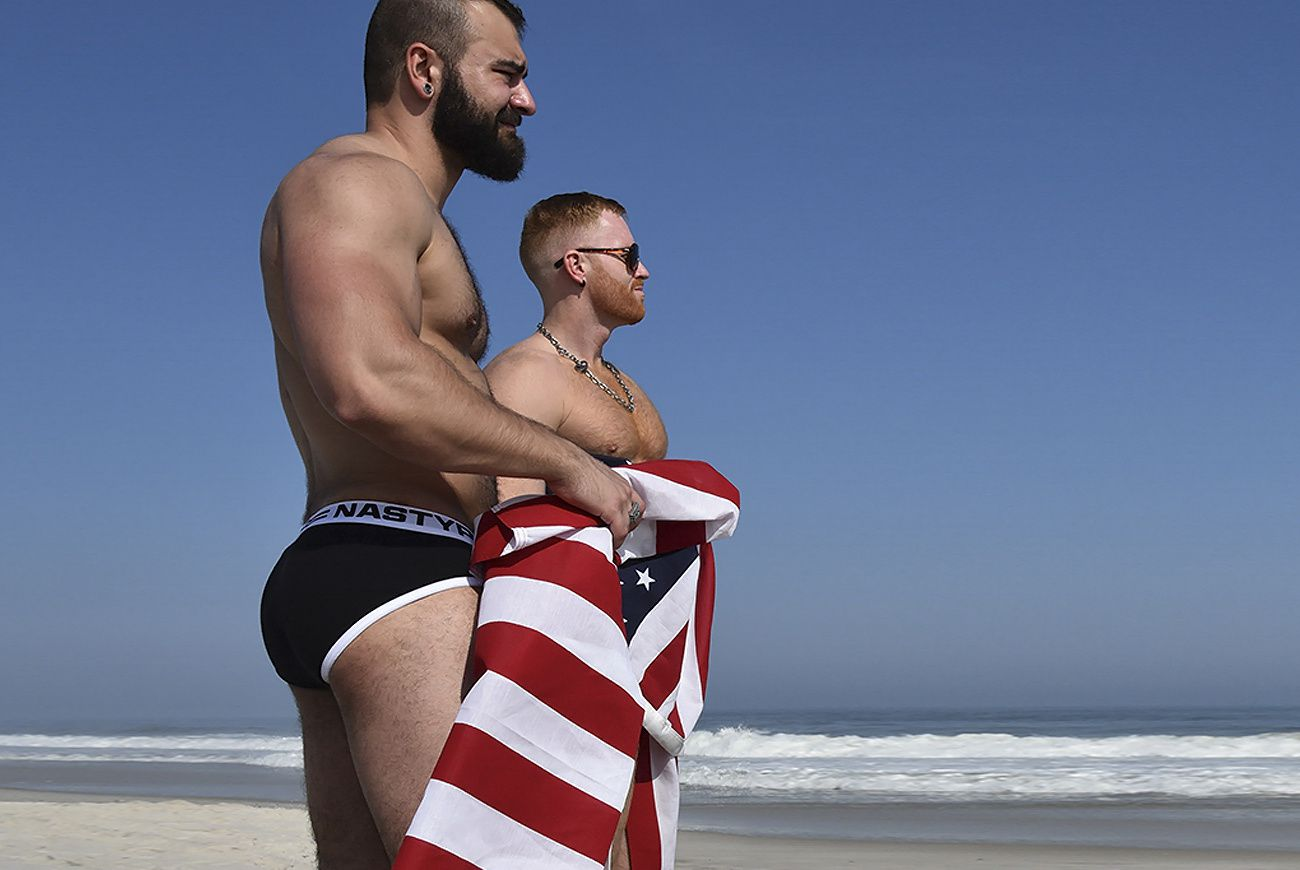 Nasty PIG : Great American Dream
