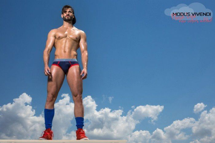 Modus Vivendi Underwear: Flash Line-Part Two