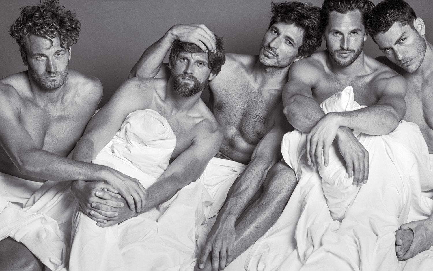 The Grand Reunion by Bruce Weber