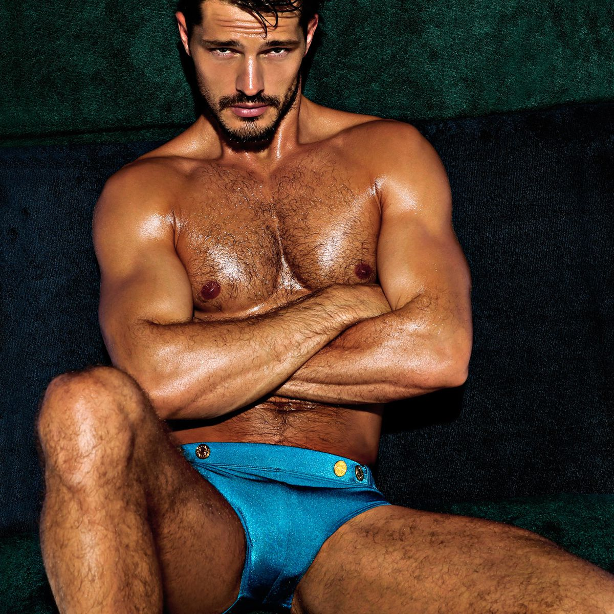 Diego Miguel for Charlie by Matthew Zink