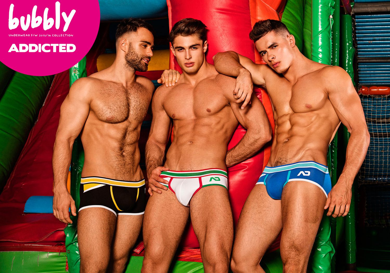 ADDICTED Underwear : Bubbly
