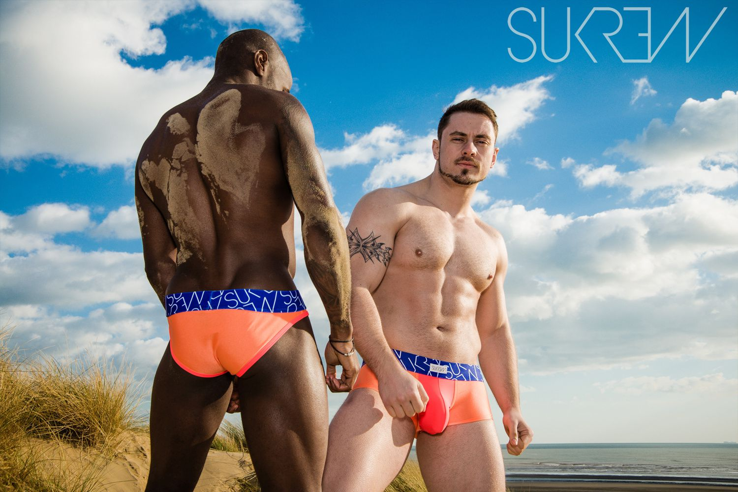 Introducing SUKREW Underwear