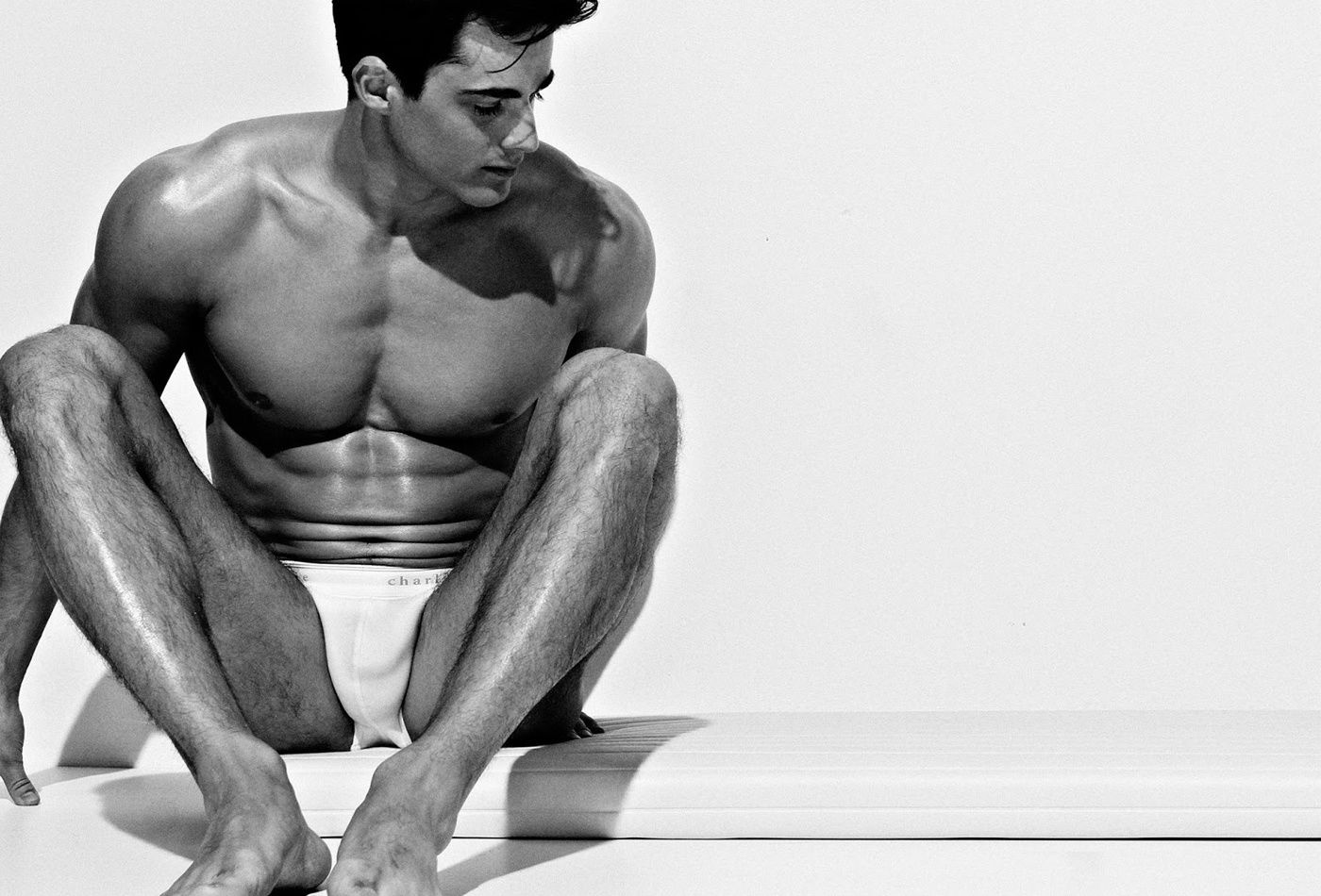 Pietro Boselli pour Charlie By Matthew Zink
