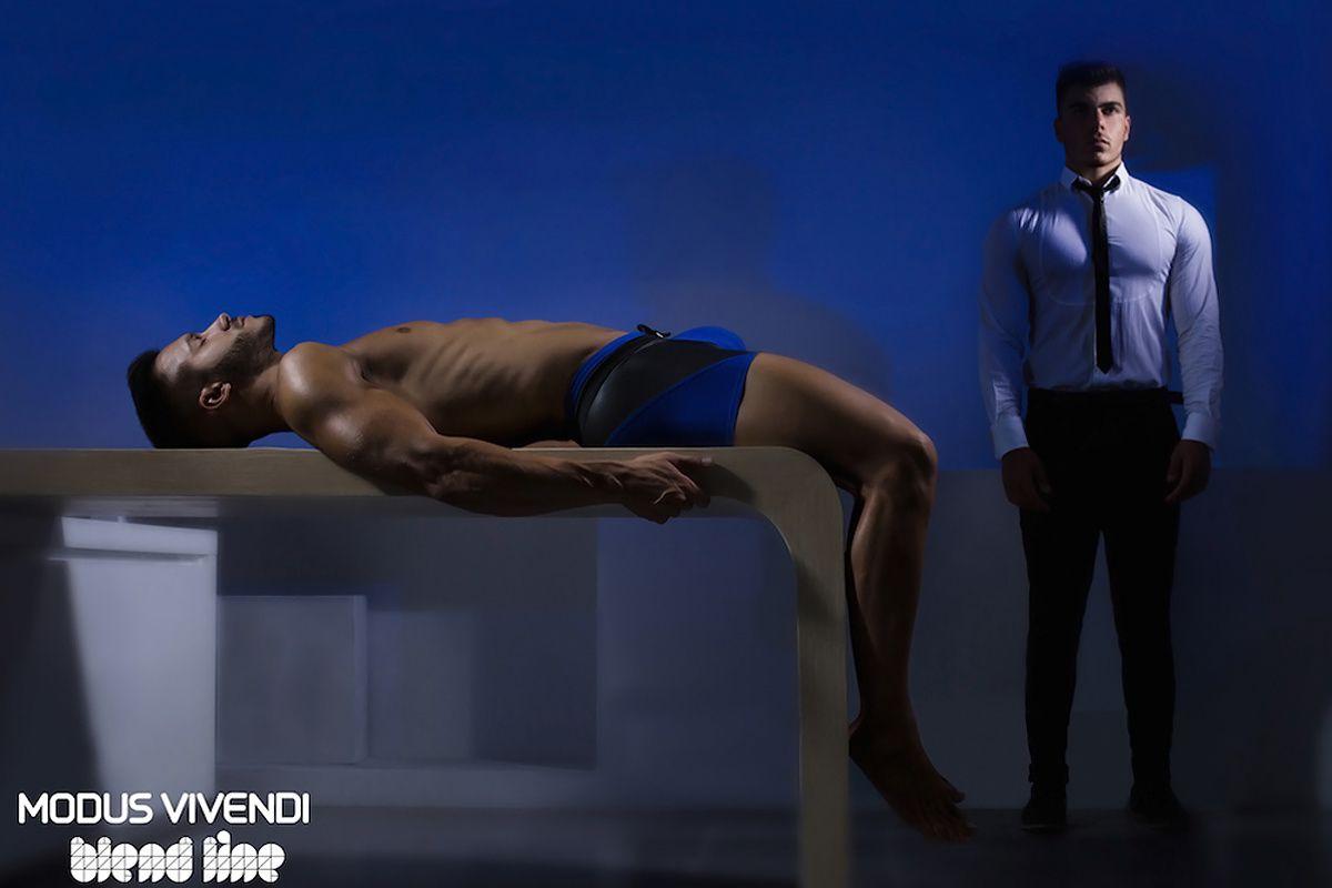 Modus Vivendi : new Blend Line campaign