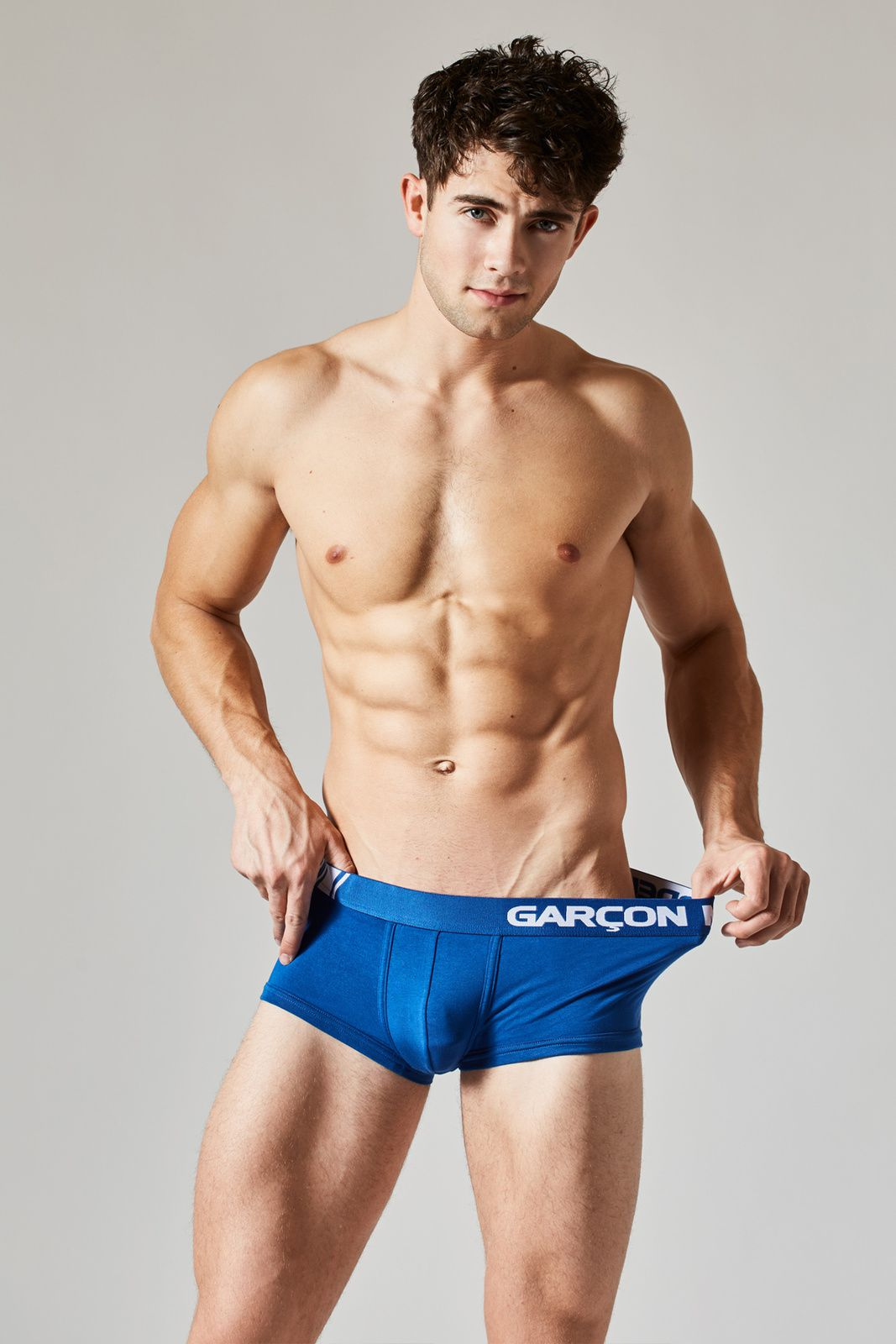 Garrett W. for Garçon Model