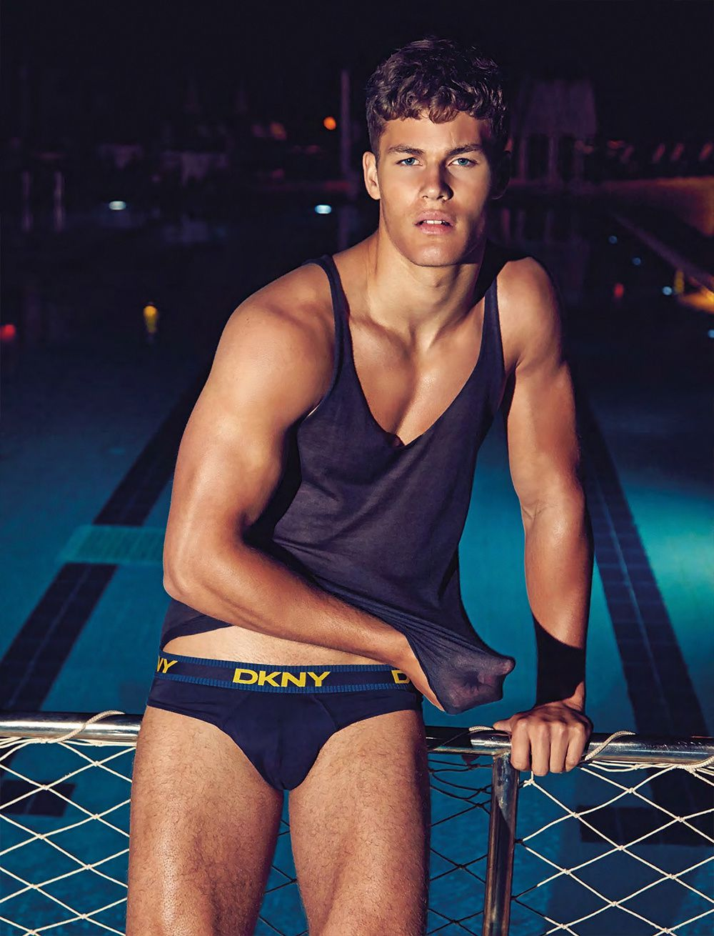 Daniel Jaems for Attitude UK