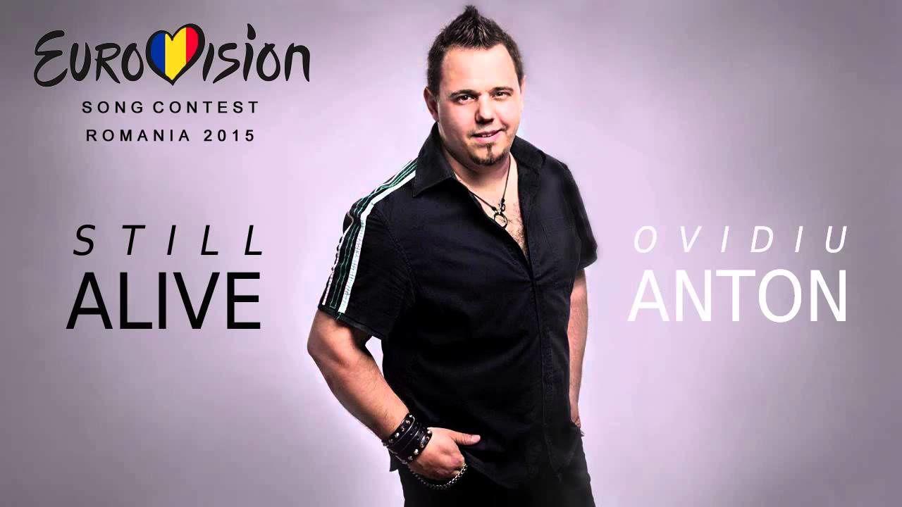 Eurovision 2016 – Roumanie : Ovidiu Anton &quot&#x3B;Moment of silence&quot&#x3B;