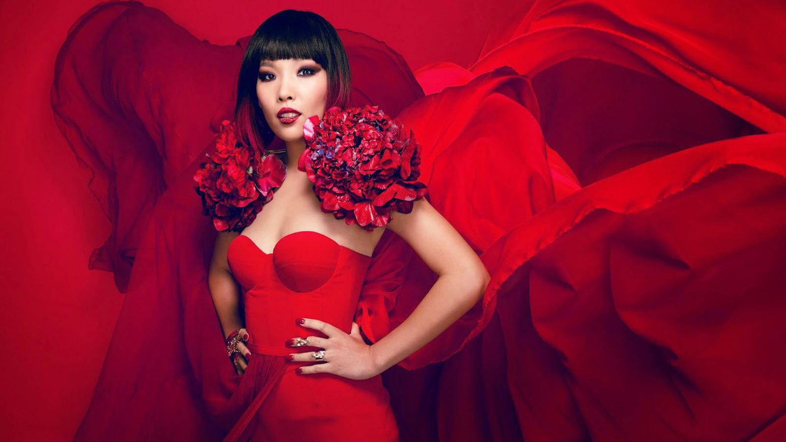 Eurovision 2016 - Australie : Dami Im &quot&#x3B;Sound of Silence&quot&#x3B;