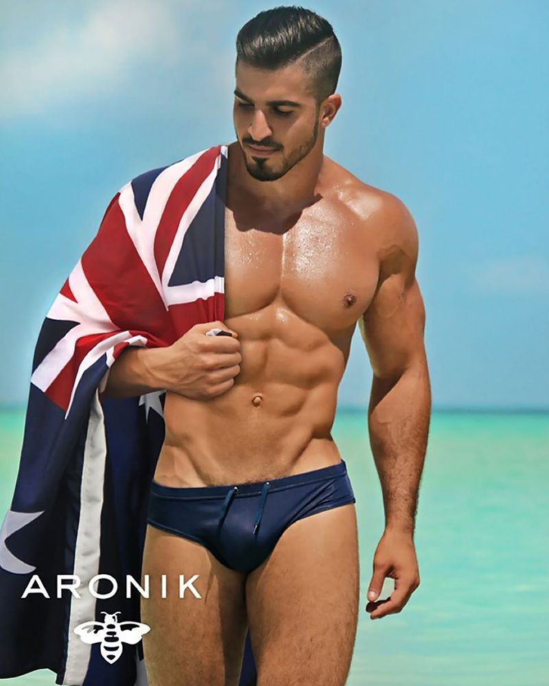 Aronik : 2016/17 Swimwear Collection : Part I