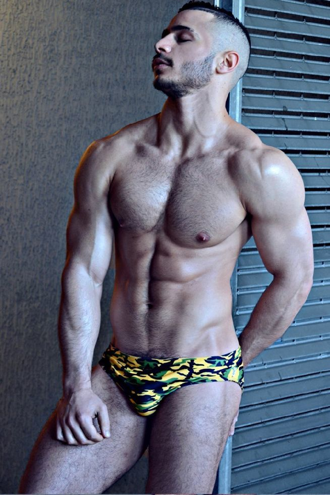 Paolo Bellucci : Wapo Wear Swimwear