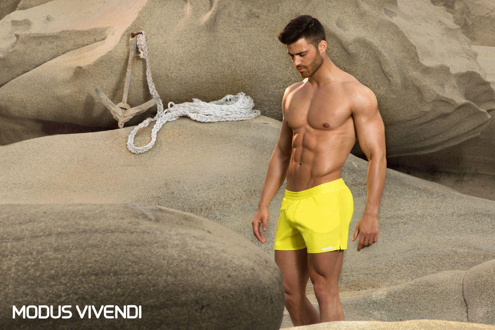 Modus Vivendi Swimwear 2016 : The Neon Line Campaign