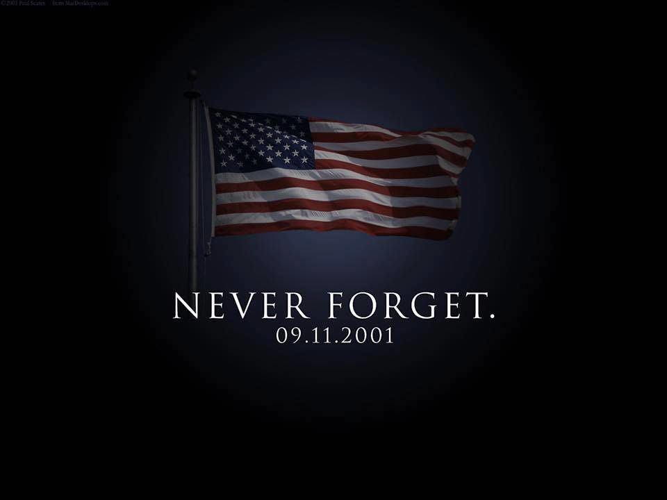 11 septembre 2001...Never Forget...