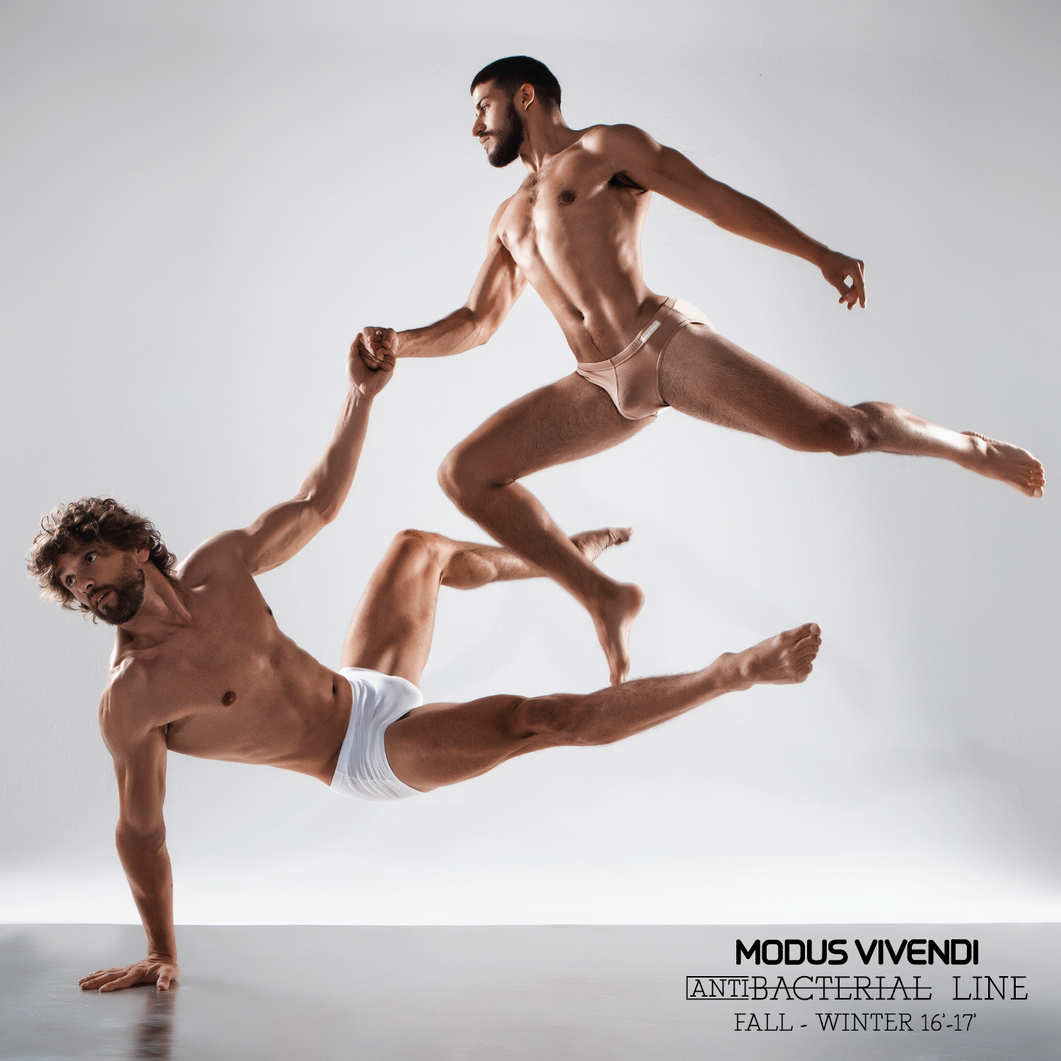 Modus Vivendi - collection 'Antibactrerial'