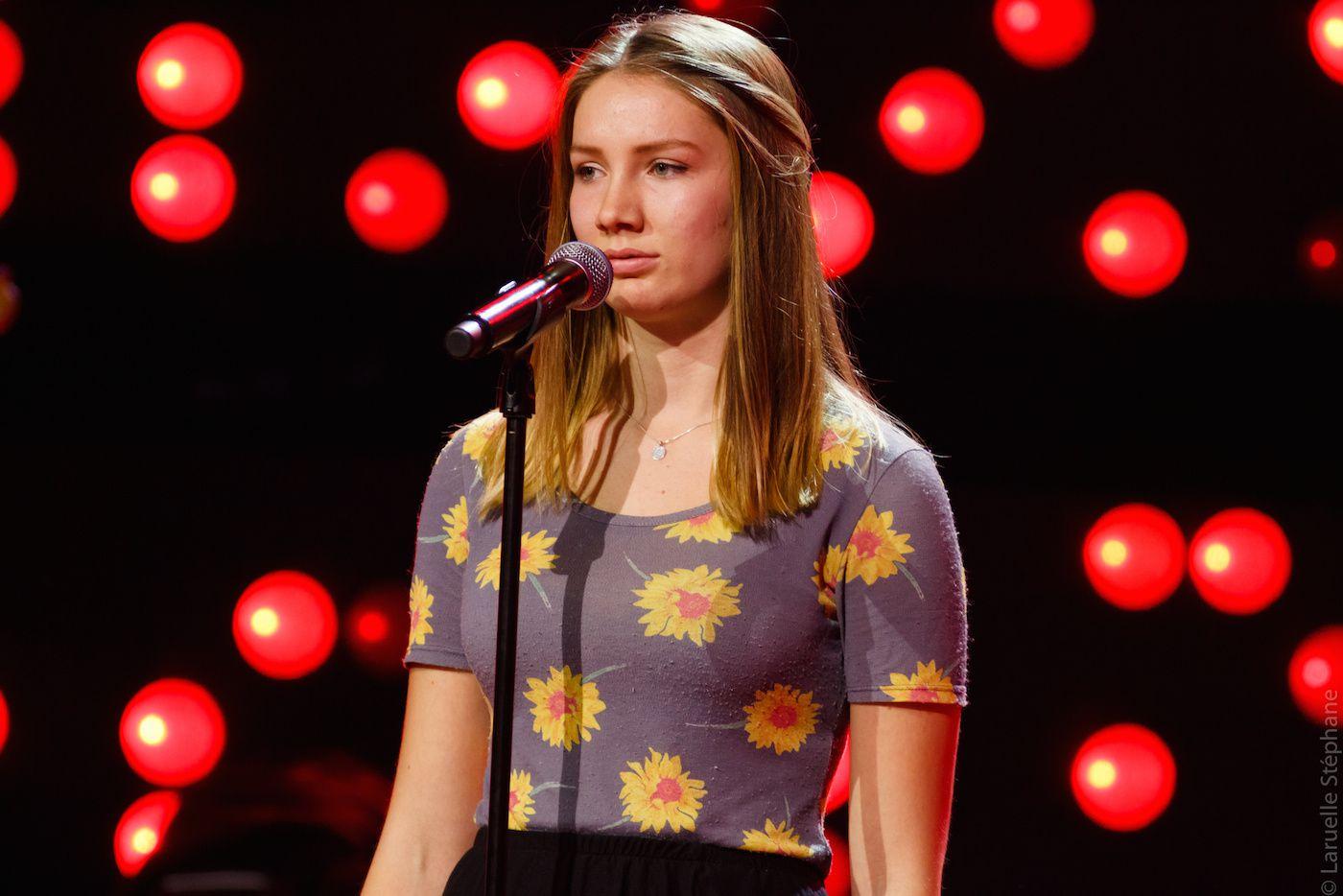 Eurovision 2017 : Belgique - Ellie Delvaux
