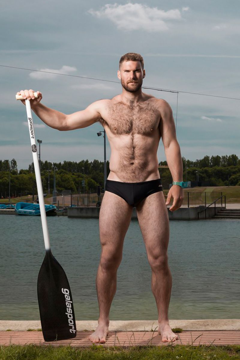 Matt Lister par Lee Faircloth