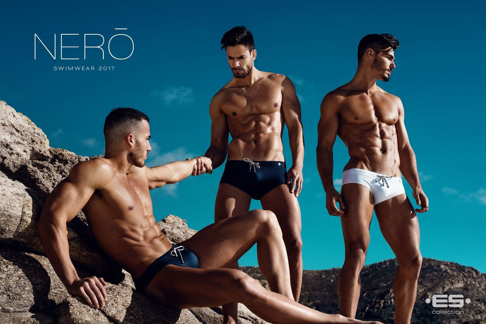 ES Collection Swimwear 2017 - NERO - Preview