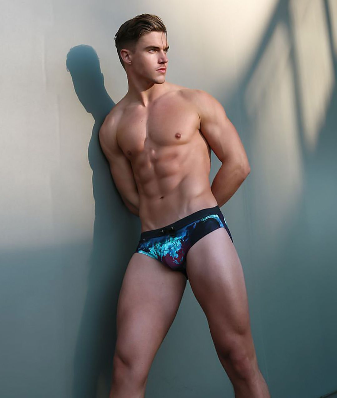 Teamm8's Swimwear : Miami + Flamingo + Universe line