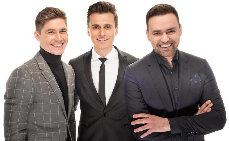 Eurovision 2017 :  Présentateurs - Hosts