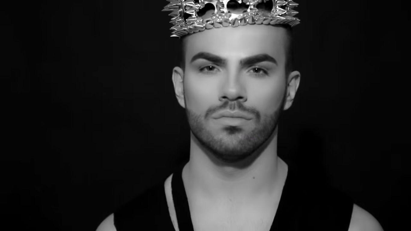 Eurovision 2017 : Monténégro - Slavko Kalezić &quot&#x3B;Space&quot&#x3B;