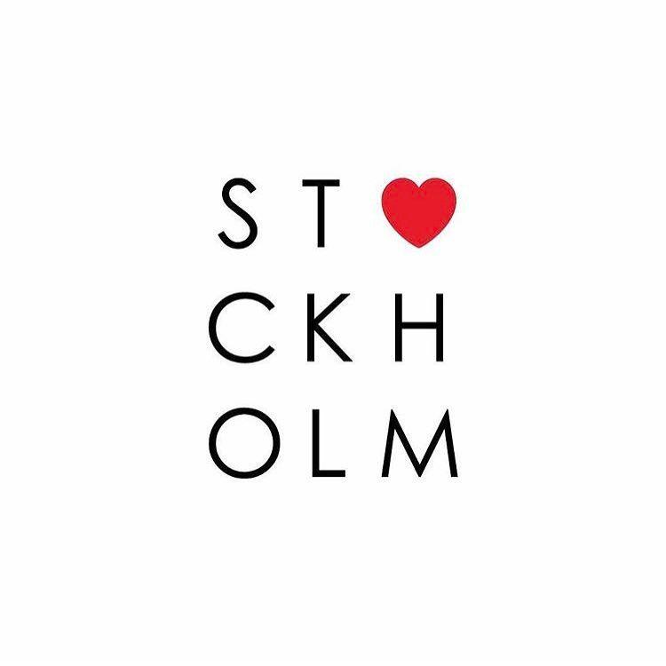 Sverige, jag är med Dig...