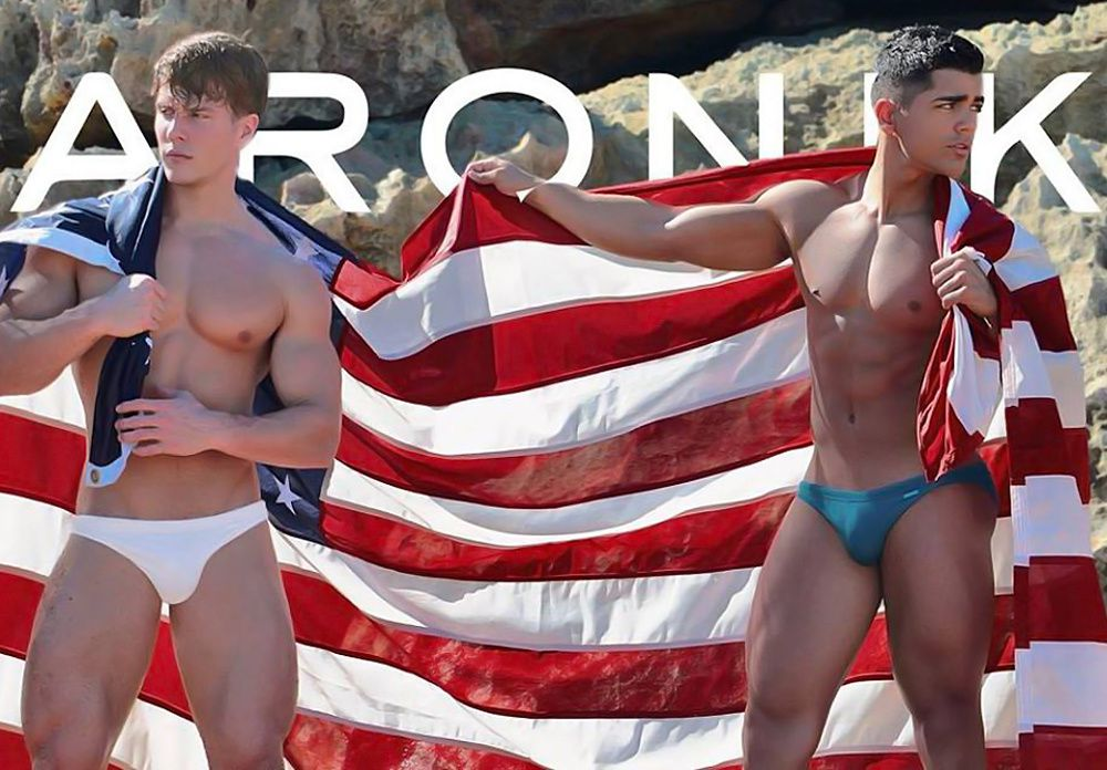Aronik Swimwear : 2017 Collection