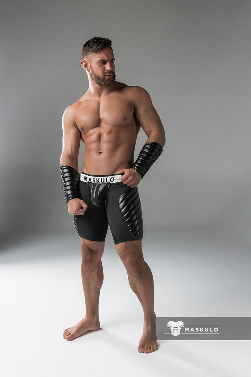 Kirill D. for Maskulo Fetish Gea