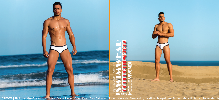 Modus Vivendi: Sporty Line NEW SWIMWEAR