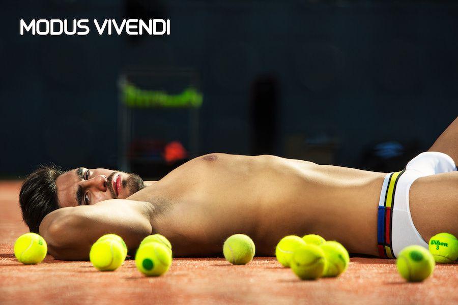 Modus Vivendi - Camo Swimwear