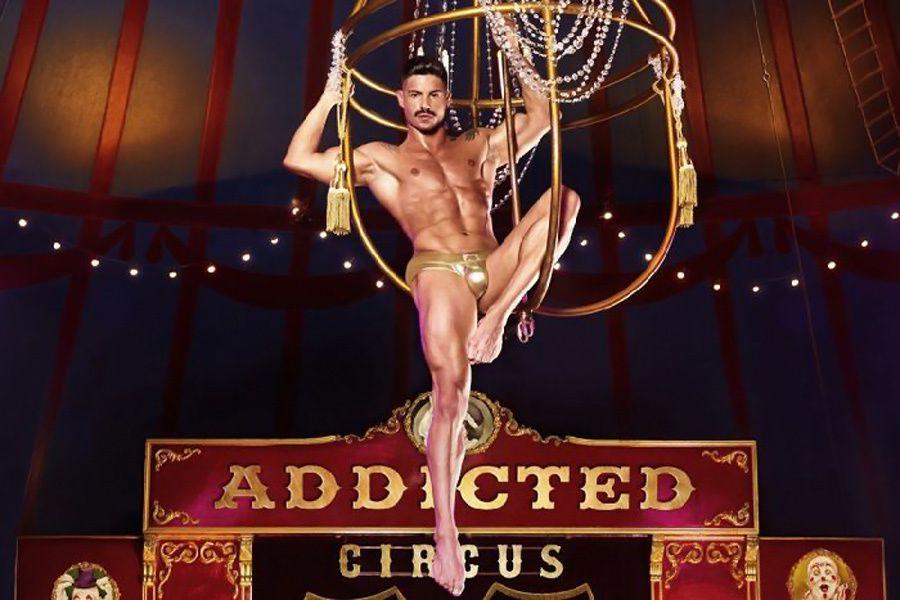 ADDICTED Underwear : Circus : 2017 Campagne