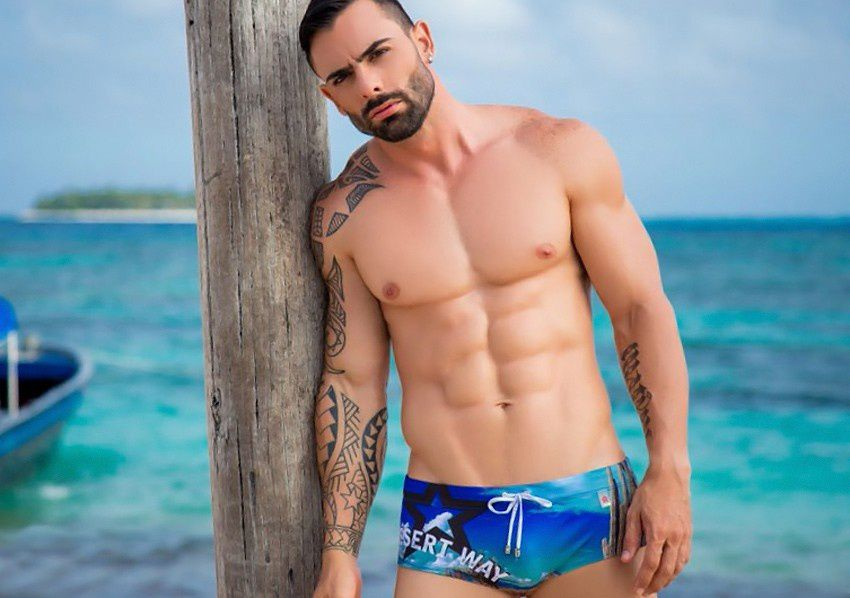 JOR : 2017 Swimwear Collection