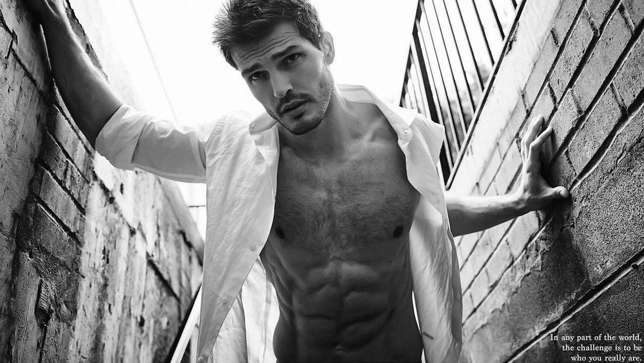 Diego Miguel par Stefano Raphael pour Victor Magazine