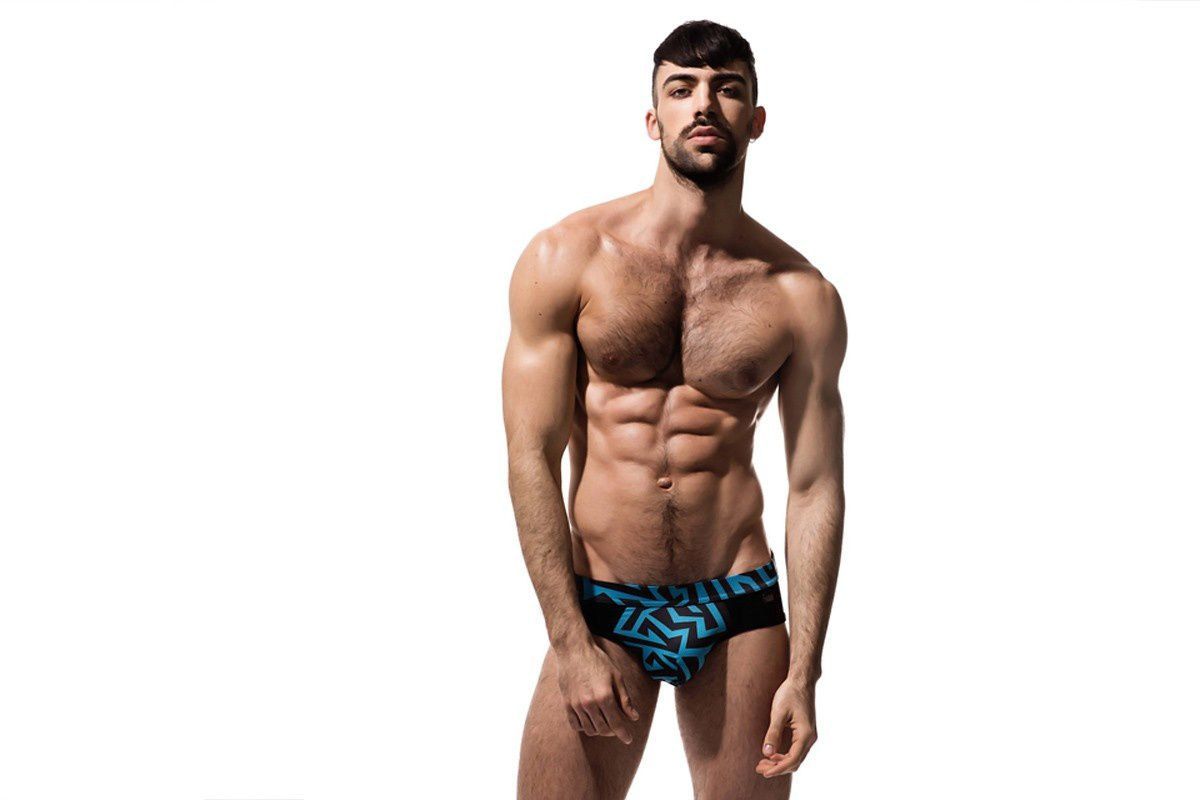 ES Collection : Sunlit : 2017 Underwear Collection