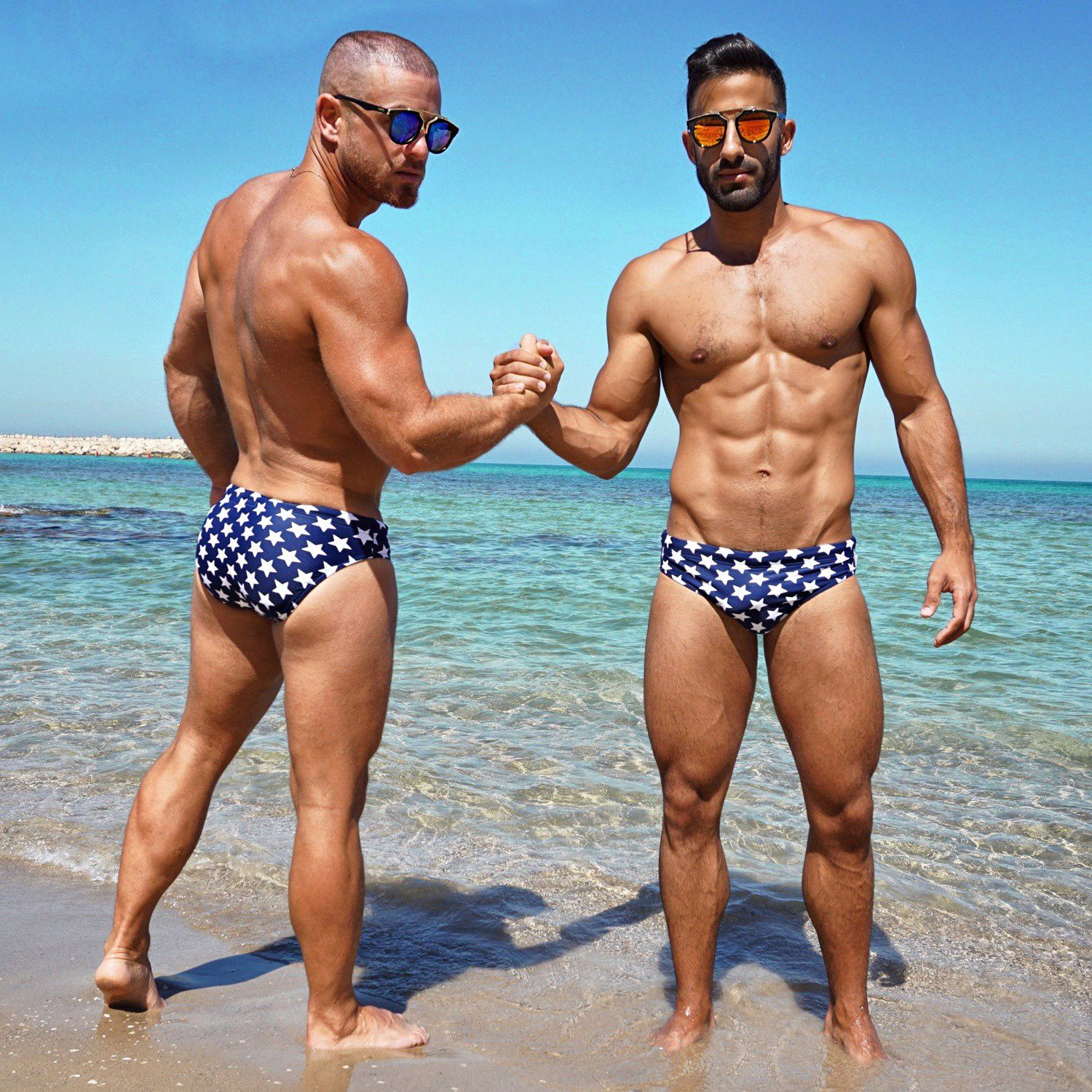 WAPO wear : Tel Aviv Photoshoot