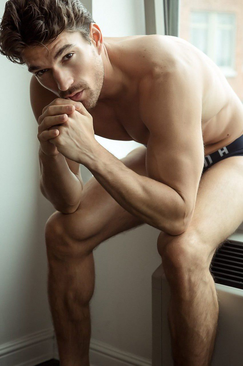 David S. by Ted Sun for Victor Magazine