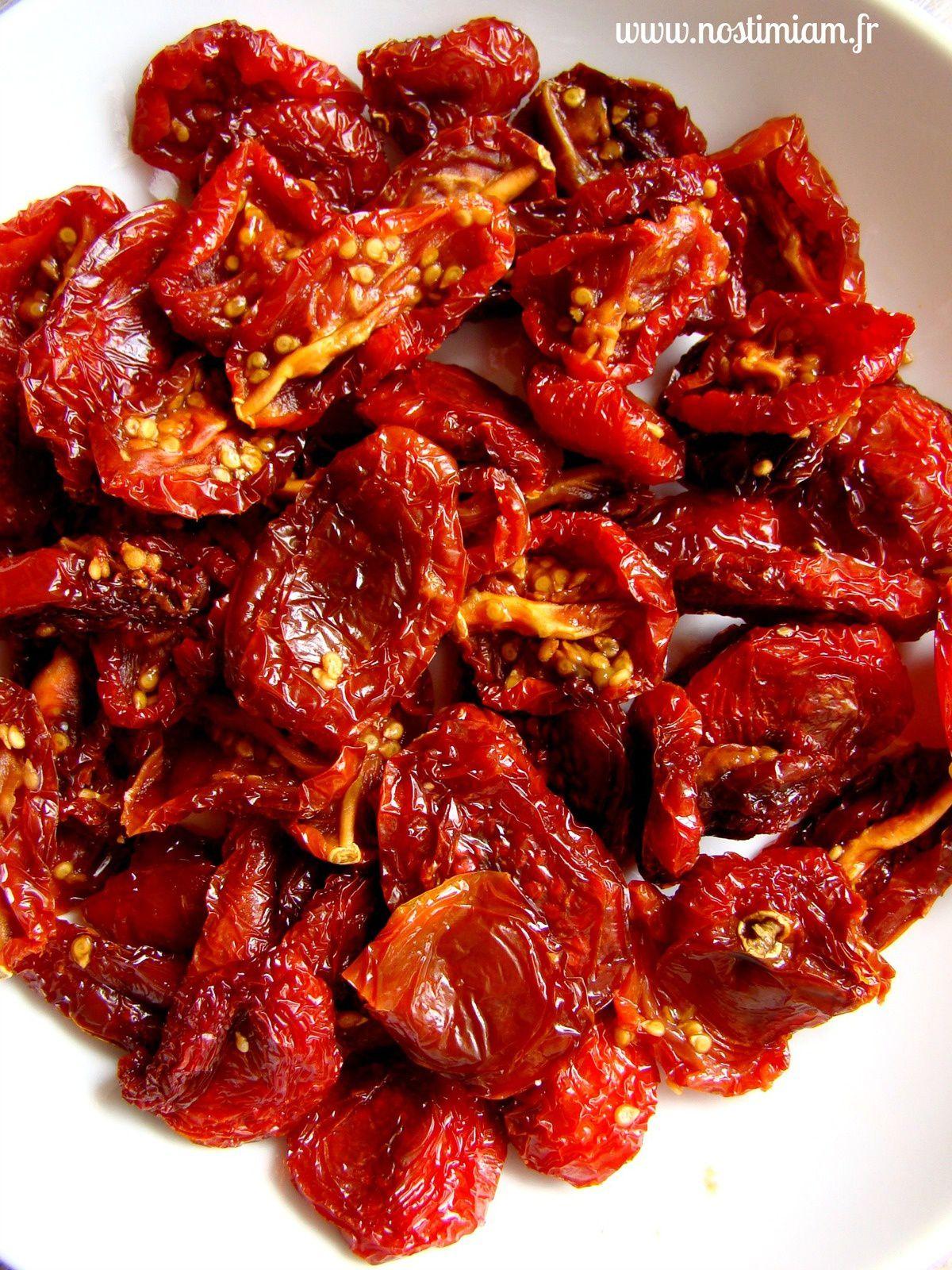 MEZES : Dip de tomates séchées