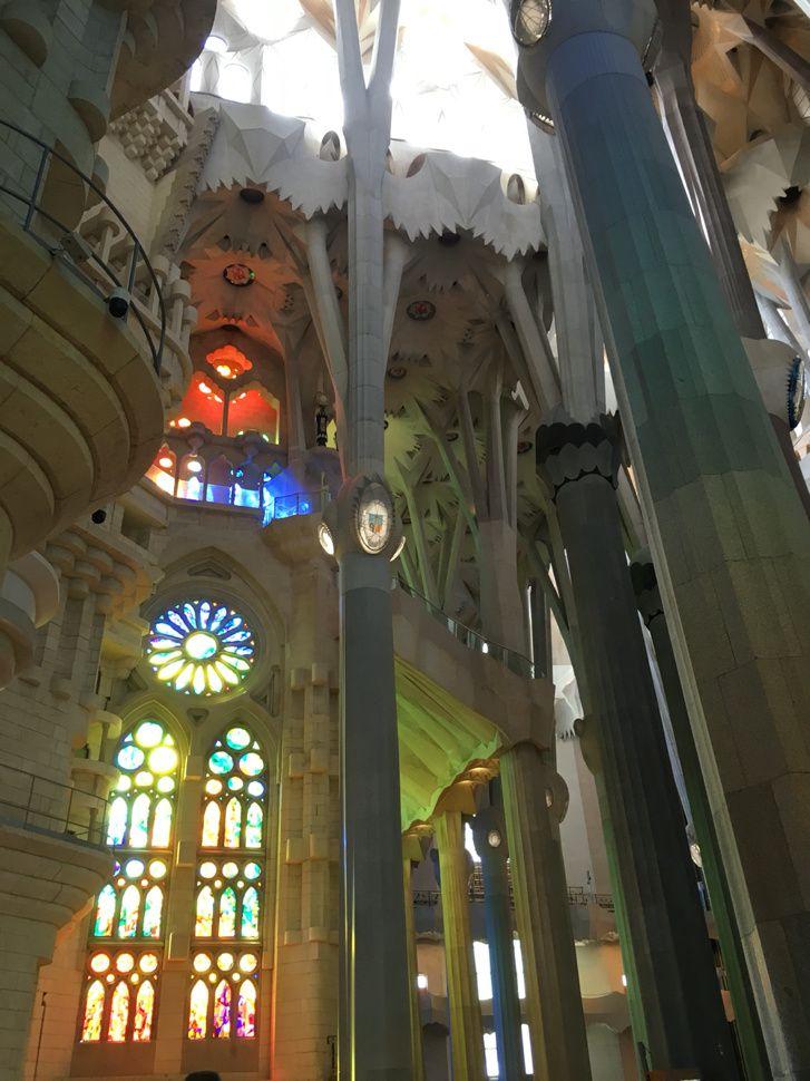 Sagrada Familia a Barcelone