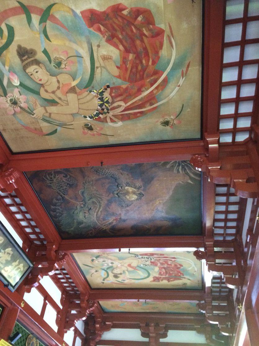 Temple et spiritualité à Tokyo...