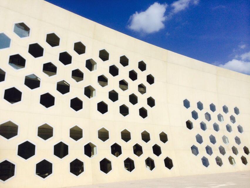 Soleil et Architecture...