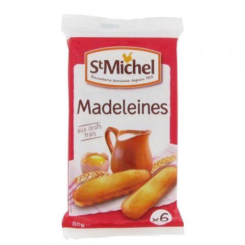 Les biscuits Saint-Michel