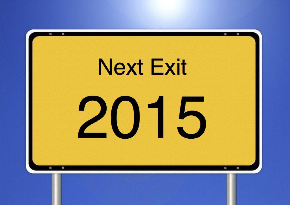 2015, j'ai hâte de te dire adieu...
